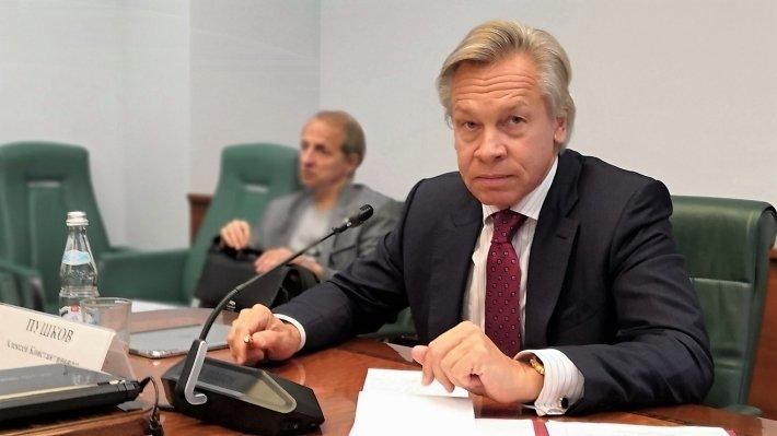 Пушков ответил на попытки СШ…