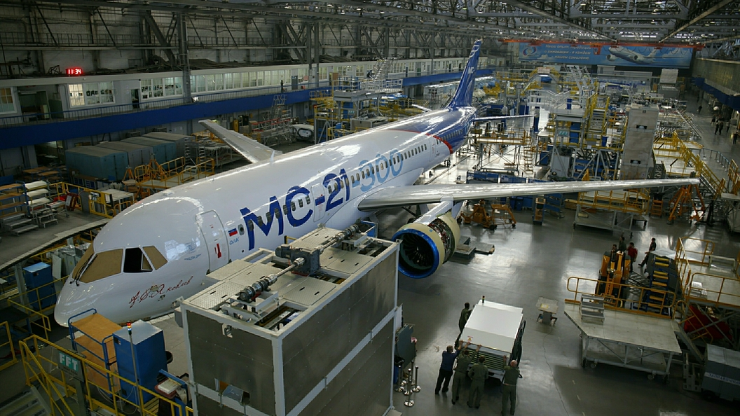 Импортозамещение в гражданскую авиацию: Россия найдет способ заместить импортные композиты