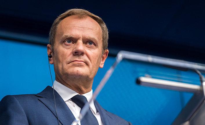 Глава Евросовета подчеркнул важность кибербезопасности ЕС