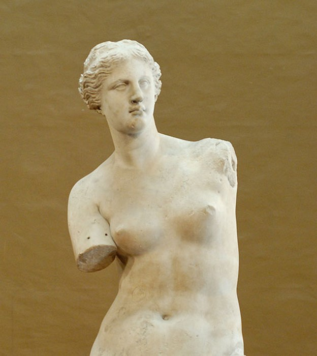 Статуя без рук.