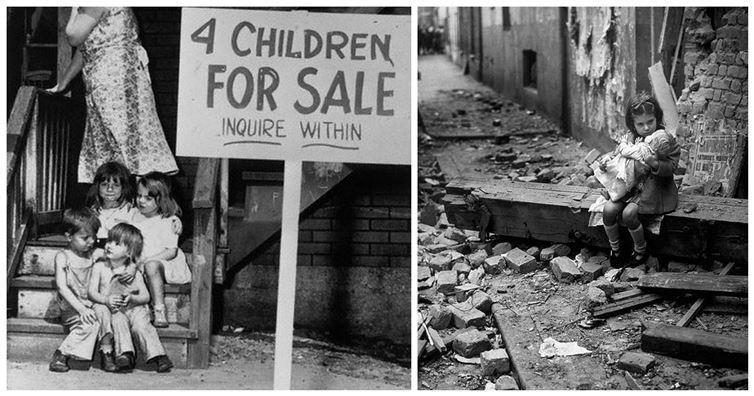 Невероятные малоизвестные снимки исторических моментов