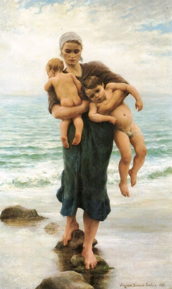 История-тест об идеальной маме и счастливом сыне
