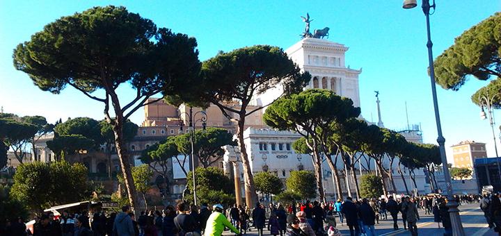 Эти фотографии подтвердят, что в Рим нужно ехать именно зимой