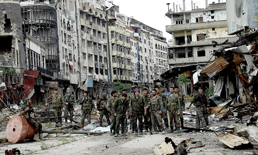 Сирийская армия заняла Хомс, – боевики спешно бегут из города
