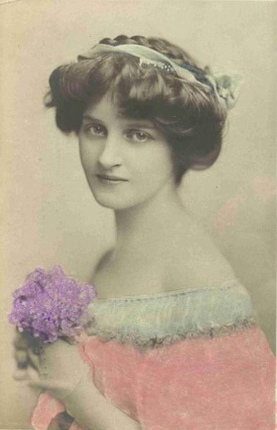 женские прически конца 19 века