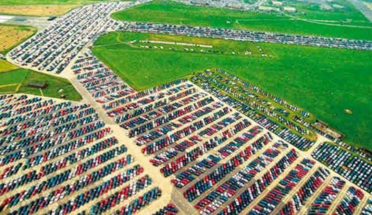 """Куда """"уходят"""" НОВЫЕ не проданные авто. Слабонервным автолюбителям не смотреть!"""