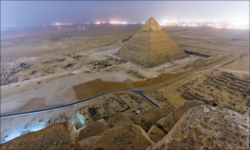 Мифы и факты о Великой пирамиде Хеопса