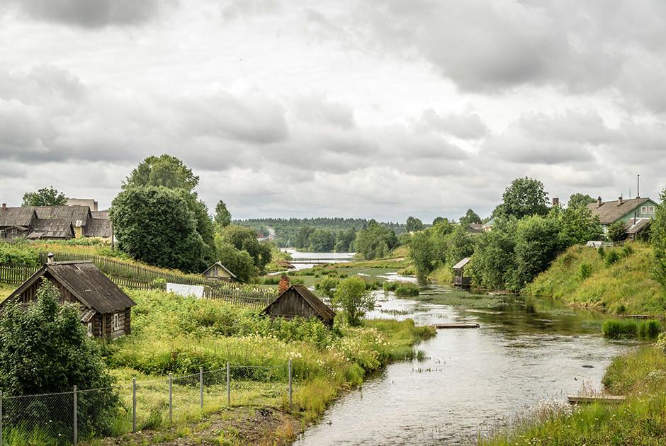 Холмогоры интересные места, россия, север, факты