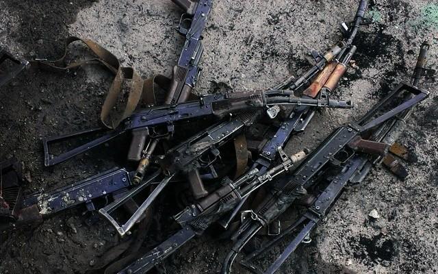 Боевики ИГ сотнями сдаются в Сирии