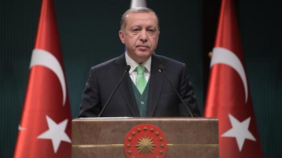 «Замерз насмерть с оружием в руках»: Эрдоган вспомнил своего деда, который сражался с русскими