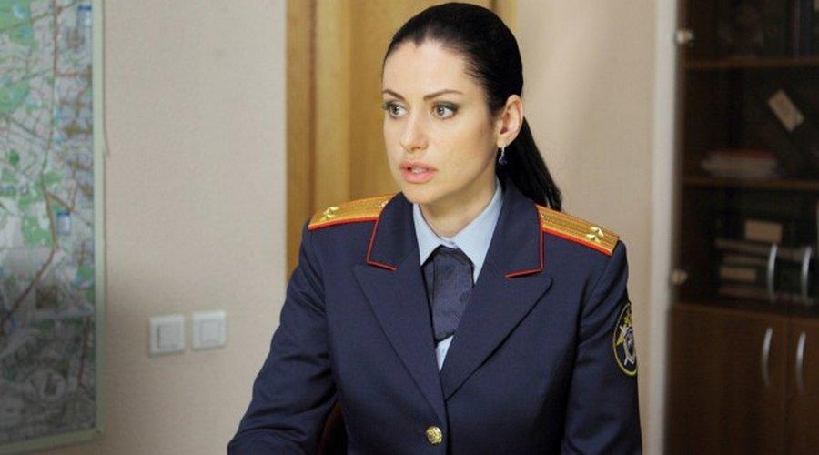 Главный следователь телеэкрана: Анне Ковальчук — 40 лет