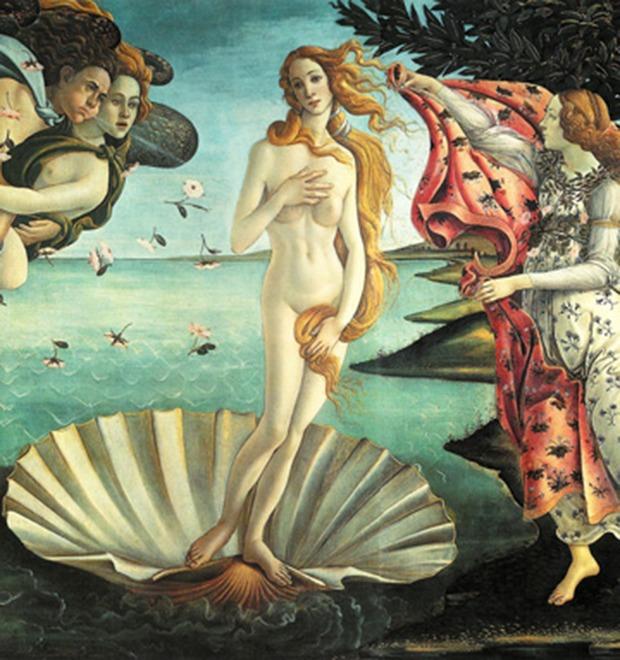 Венера как супермодель: Итальянка примеряет современные стандарты красоты на богиню любви