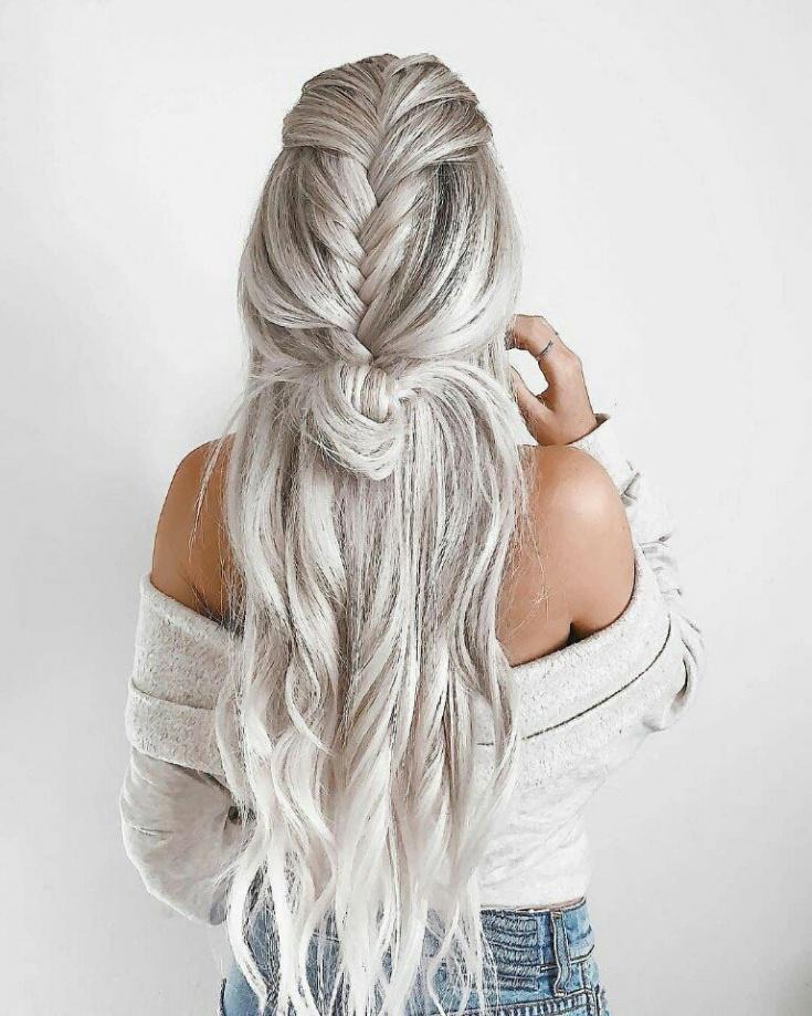 Для очень длинных волос