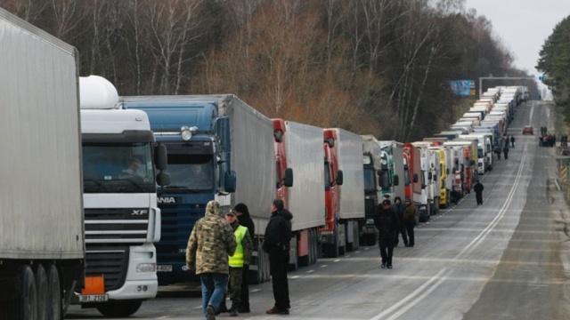 Кто стоит за протестами водителей-дальнобойщиков