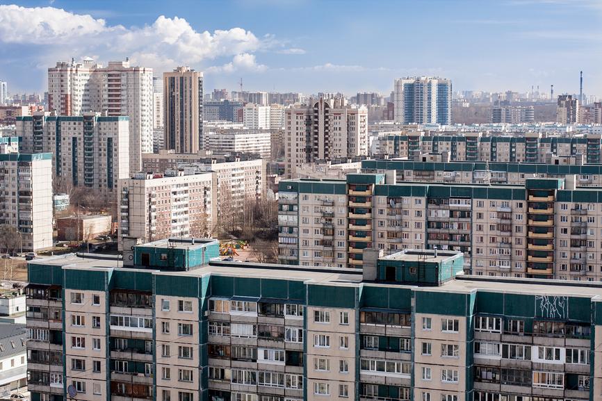 Самые дешевые квартиры в Мос…