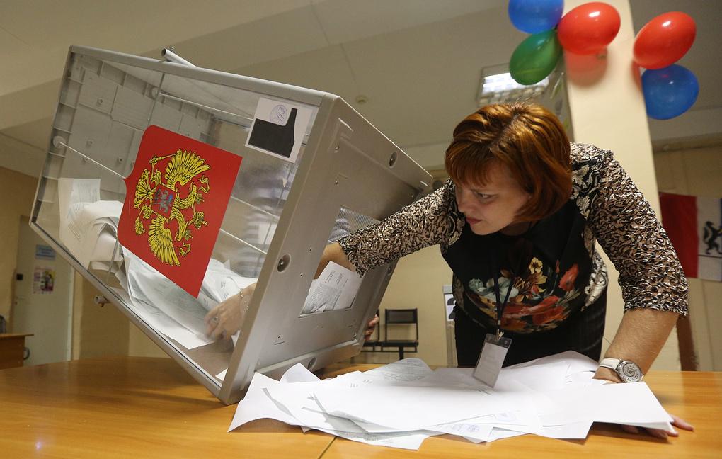 Результаты второго тура выборов главы Приморья отменены в одном из районов Владивостока