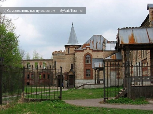 Усадьба Муромцево