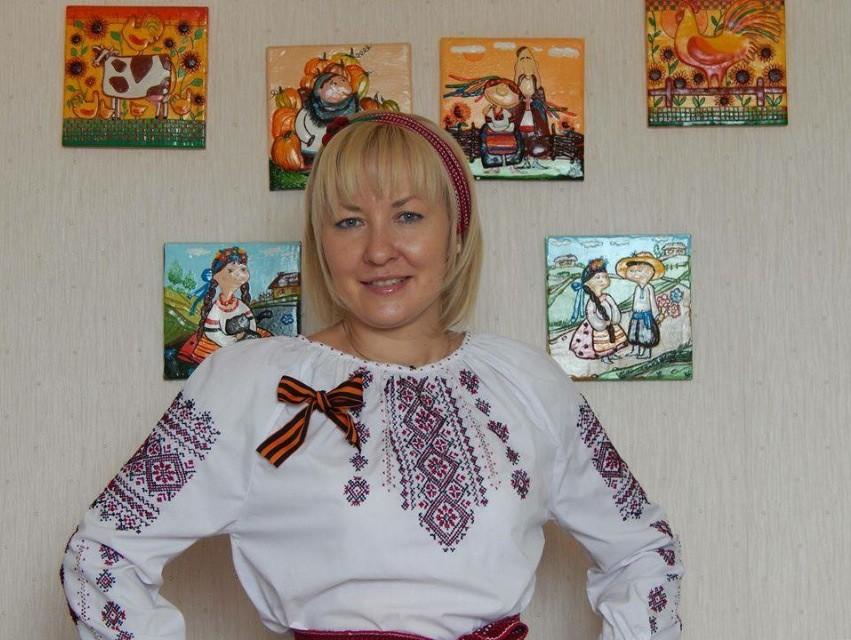 Пост с просторов интернета: украинка об Украине. украина, украинка
