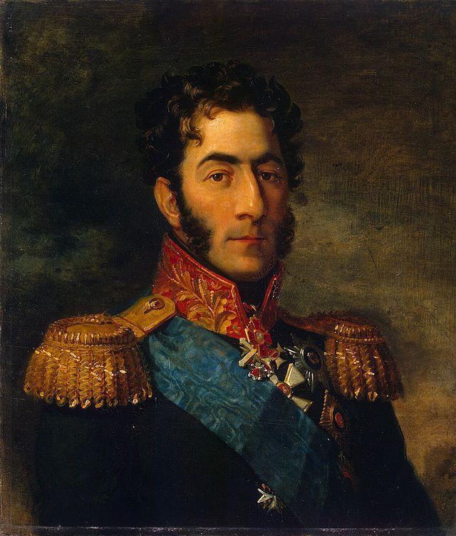12 июня - родился Пётр Иванович Багратион -  российский генерал , князь, герой Отечественной войны 1812 г