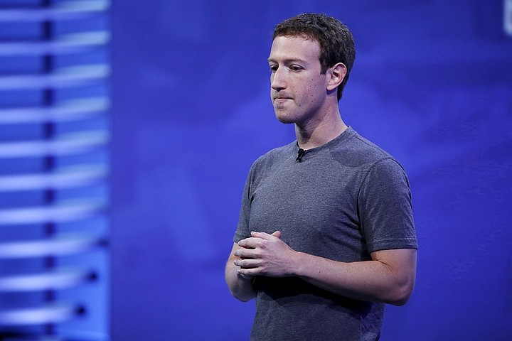 Facebook сообщил об утечке данных российских пользователей