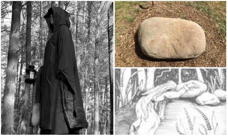 Легенда о ведьме Молл Дайер …