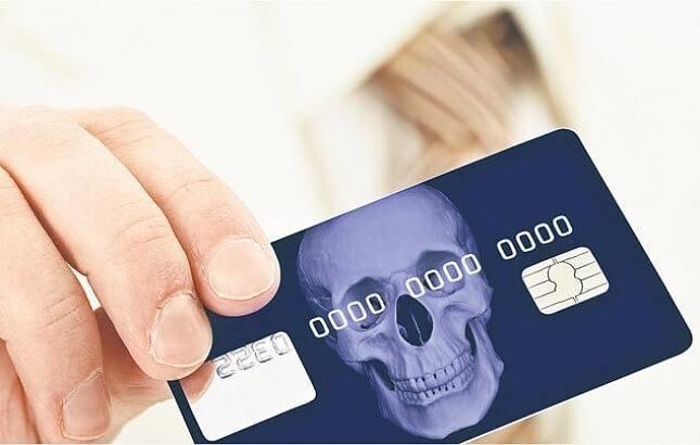 Банковские карты - это зло
