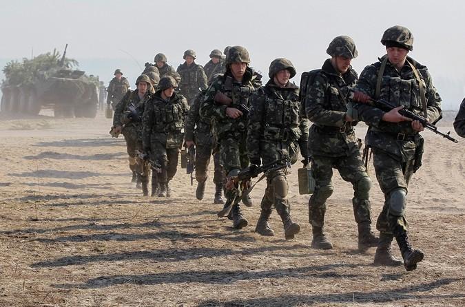 Украинскую армию захлестнула волна самоубийств
