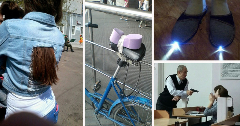 Сумасшедшие инновационные ра…