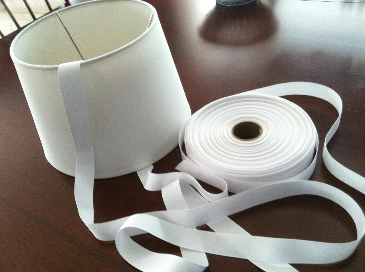 Как сделать лампу из ленты