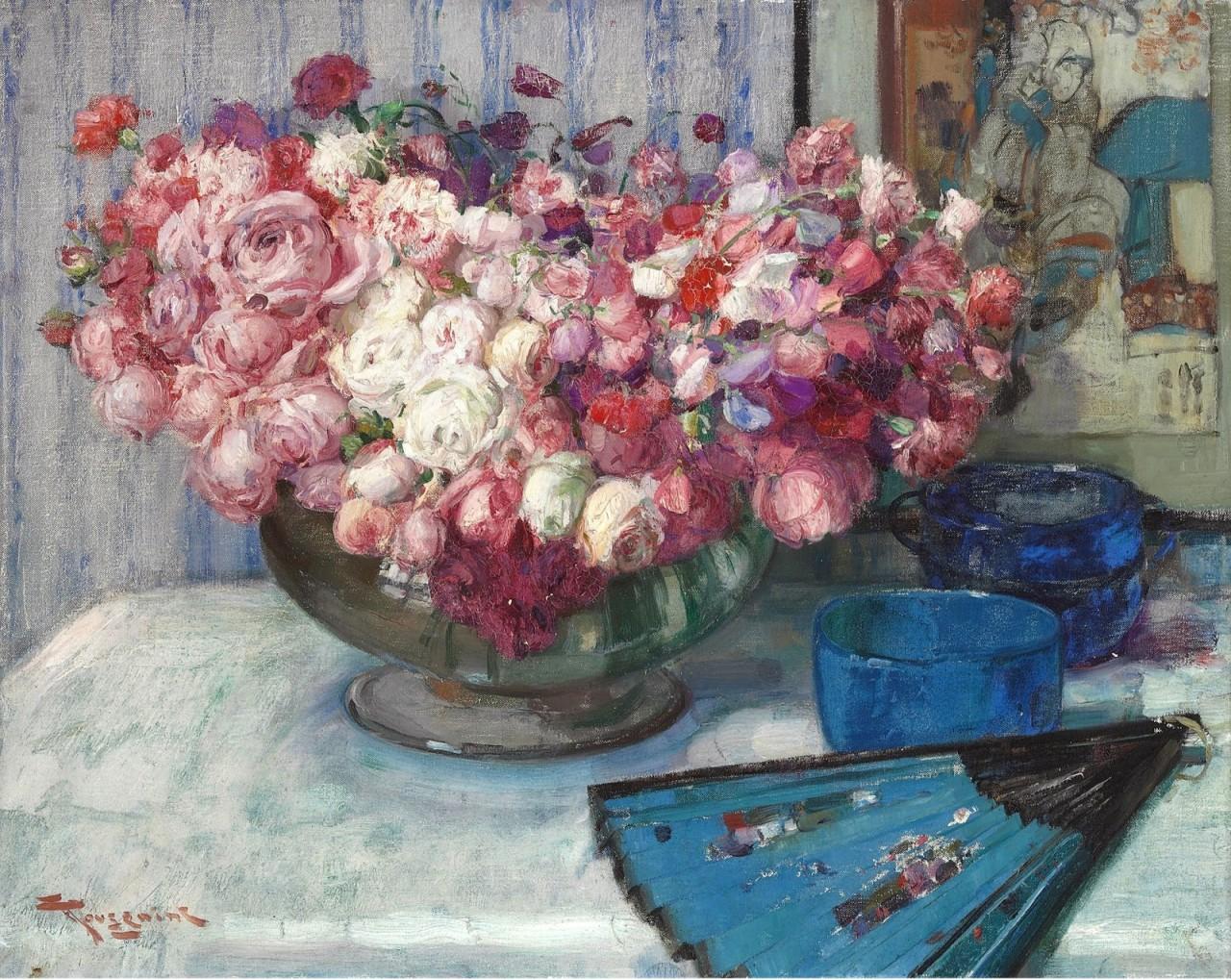Фернан Туссен (Fernand Toussaint), 1873 - 1956. Бельгия