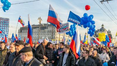 ФОМ: крымчане не нашли разли…