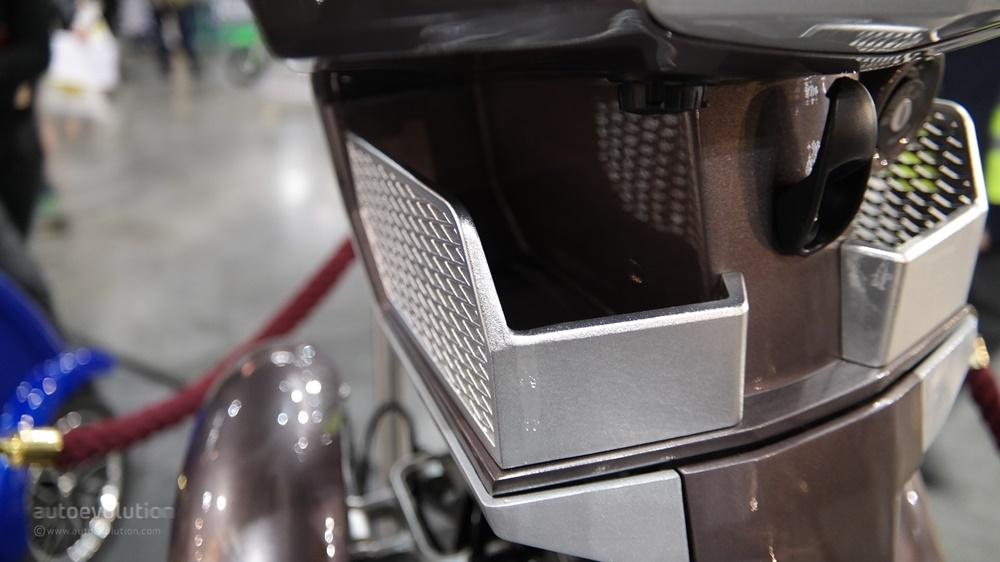 Электроскутер  iTrike 1T