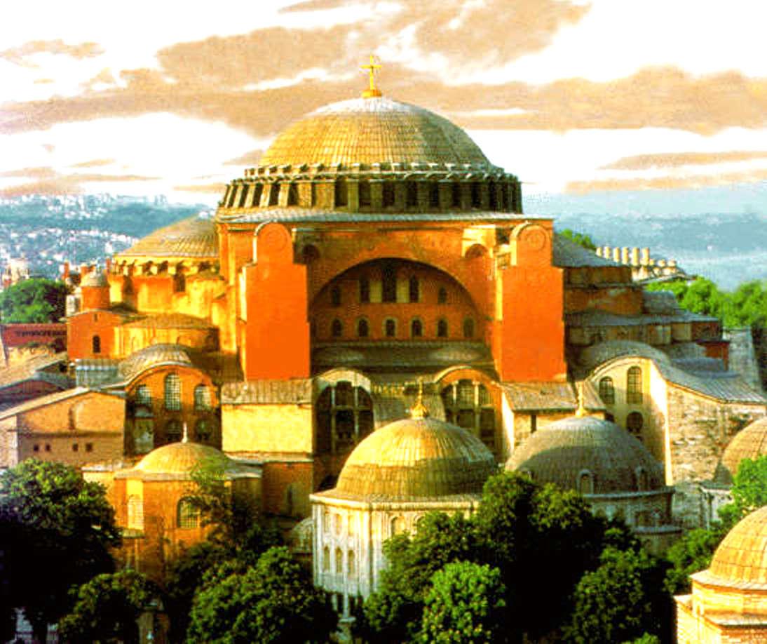 Превратим Константинополь в город образцовой православной культуры и быта!:)