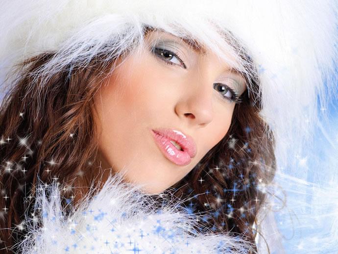 Без какой косметики нельзя обойтись зимой