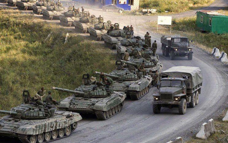 Когда не придут русские танки