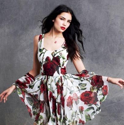 Dolce & Gabbana pre-fall 2015 Часть 1: утрасовременные и практичные новинки