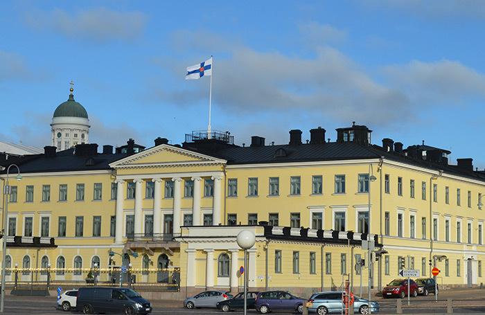 Хельсинки замерли в ожидании саммита Путин — Трамп