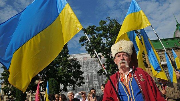 Украинские скрепы.