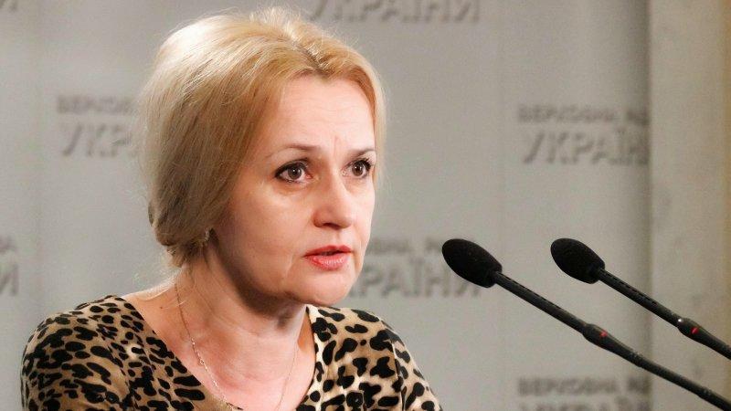 Экс-депутат Украины возмутилась отсутствием календарей на украинском языке