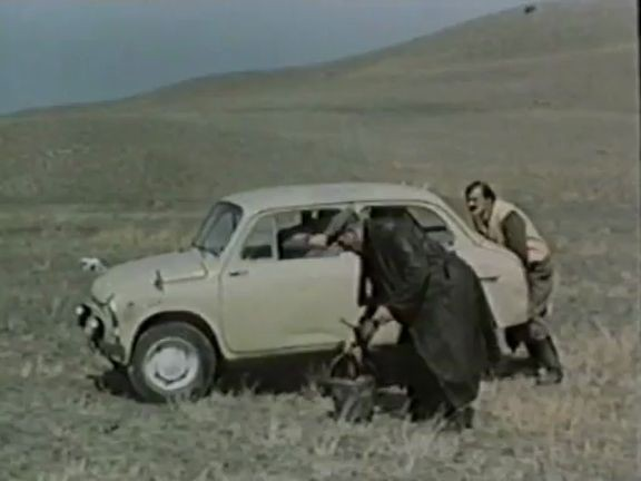 Грузинские короткометражные комедии Резо Габриадзе
