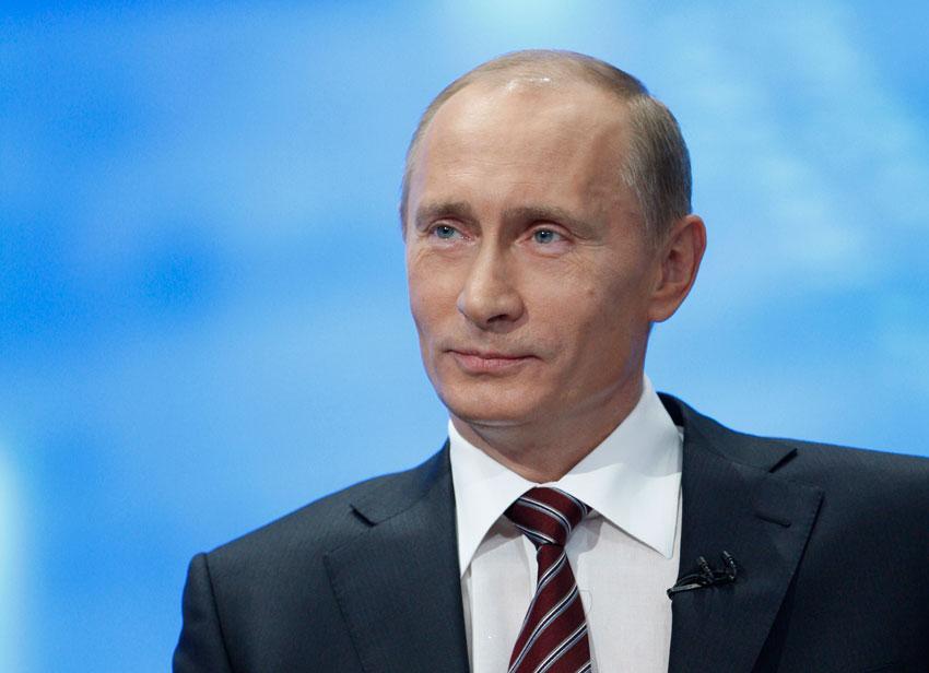 """Два раза вот-те на. Путин для литовцев стал """"Человеком года в мире"""""""