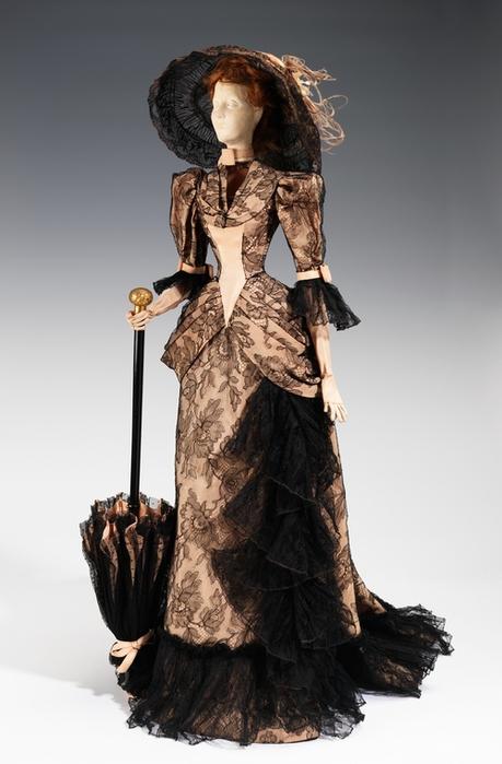 Куклы в истории моды