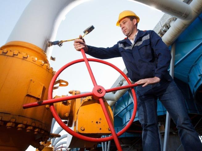 Украина забирает часть «Газпрома»