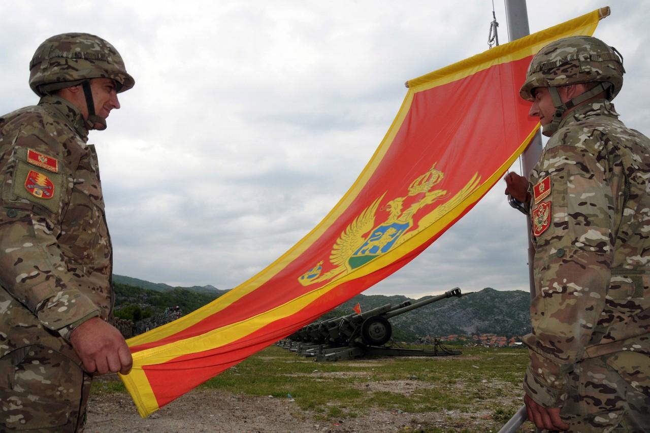 Российская атака на Черногор…