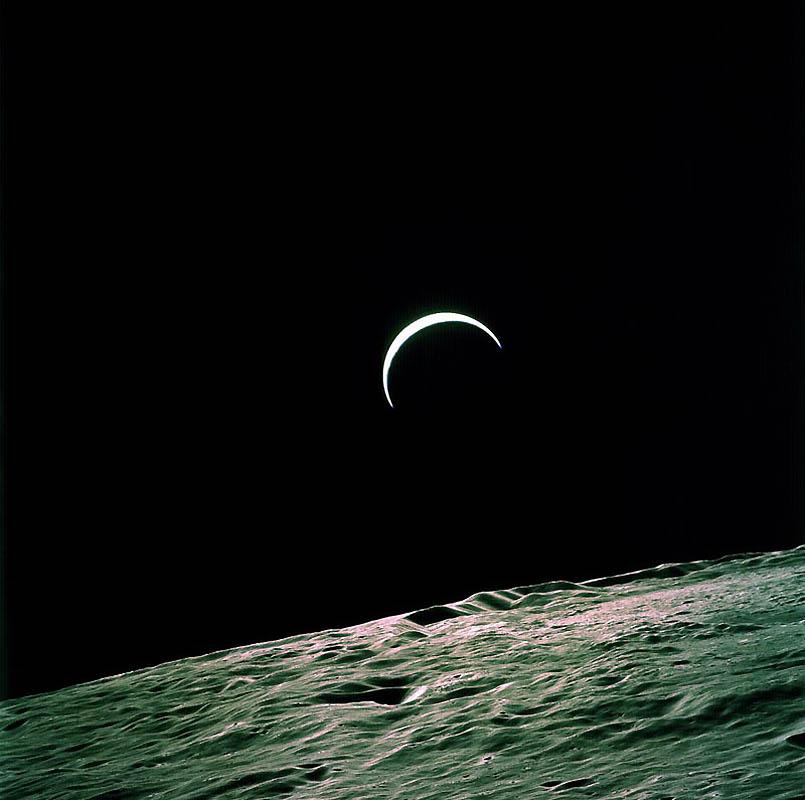 1077 10 видов Земли из космоса