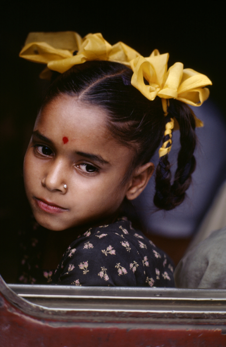Бангладеш, 1983 год. Автор: Steve McCurry.