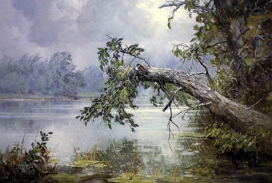 художник Чарльз Викери (Charles Vickery) картины – 16