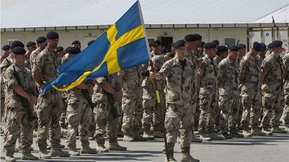 Швеция и Финляндия заключают военный союз против России