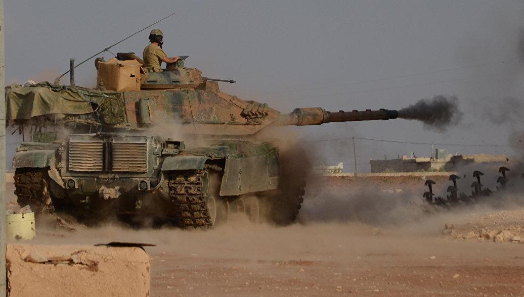 На юге Сирии начата масштабная военная операция