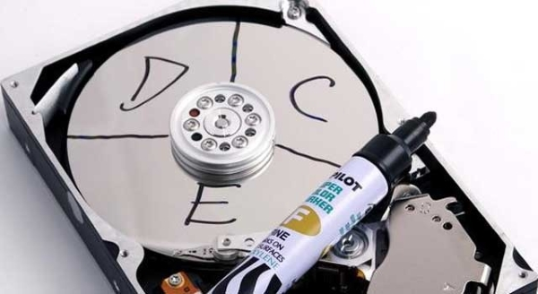 Как разделить или объединить диск в Windows 10